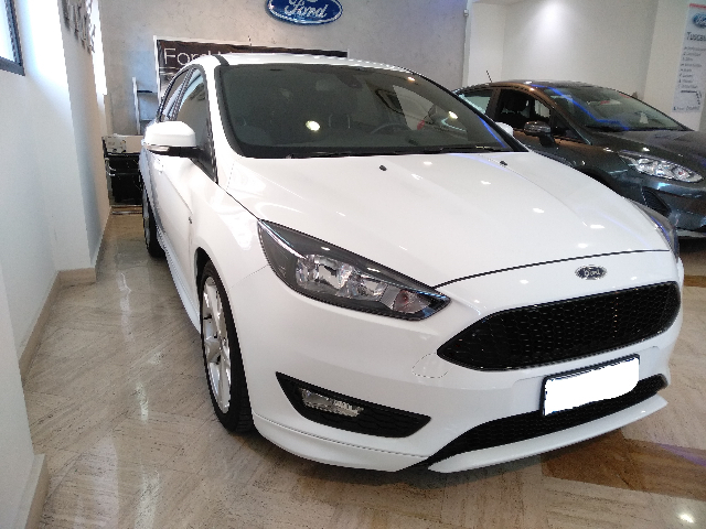 Ford Focus ST-Line 1.0 Ecoboost 125 CV Start and Stop
