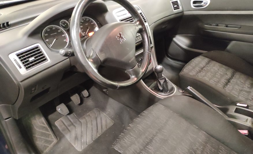 Peugeot 307 1.6 5p. 2002