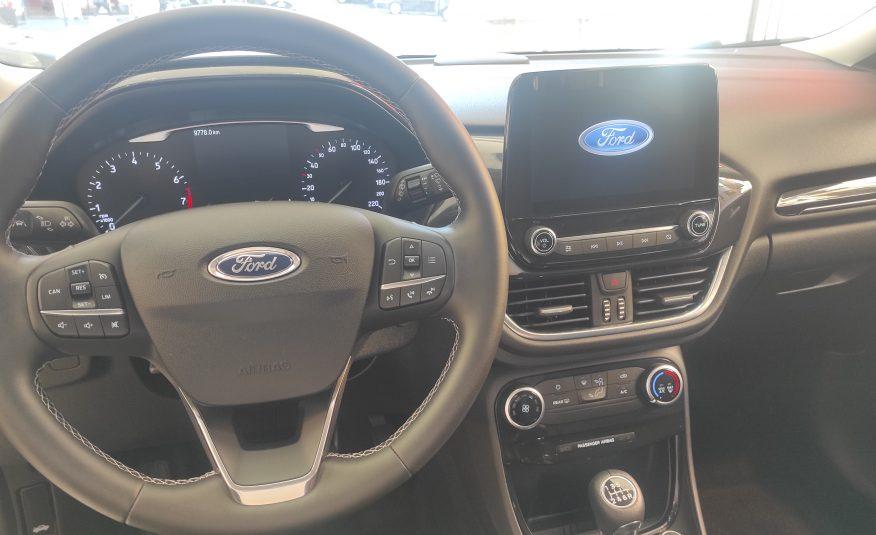 Ford Puma 1.0 EcoBoost Hybrid 125 CV S&S Titanium